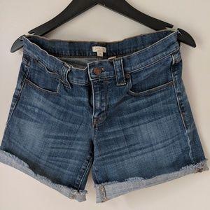 J Crew Denim Shorts, size 28